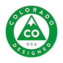 designed in colorado